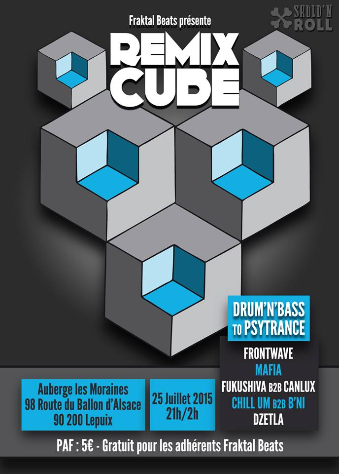 Remix Cube